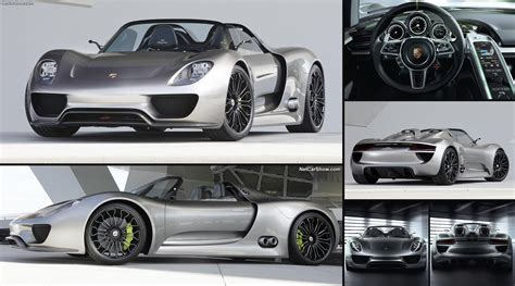 Porsche 918 Spyder High Performance Concept Price Specs