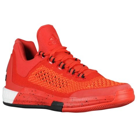 adidas Crazy Light Boost 2015 Low 'Solar Red' - WearTesters