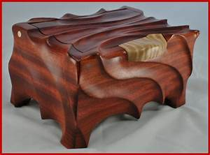 Sculpted small Boxes - FineWoodworking