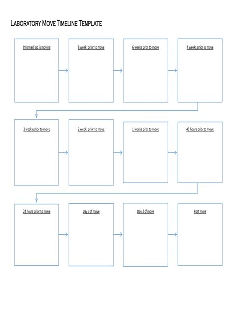 Timeline Template 13 by Project Timeline Template 13 Free Templates In Pdf Word