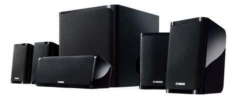yamaha ns p40 yamaha ns p40 black 5 1 speaker package yamaha