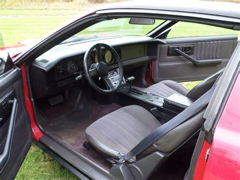 3rd Camaro Custom Interior by 83 Trans Am Custom Build With Fourth Ls1