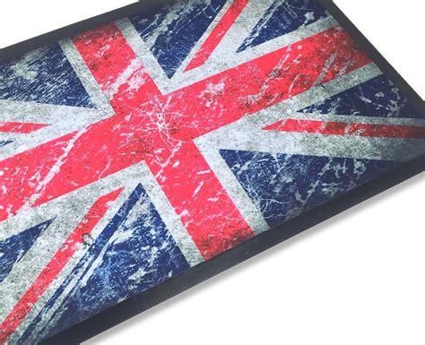 zerbino in inglese tappeto zerbino steven bandiera inglese cm 45x75