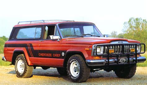 chief jeep jeep cherokee chief