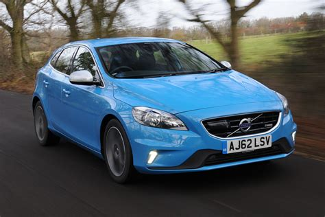 volvo    design lux review auto express