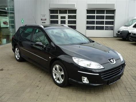 amazing peugeot 407 sw peugeot 407 sw 2 2 photos and comments www picautos