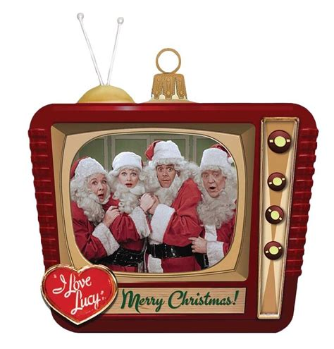 i love lucy christmas holiday items lucystore com