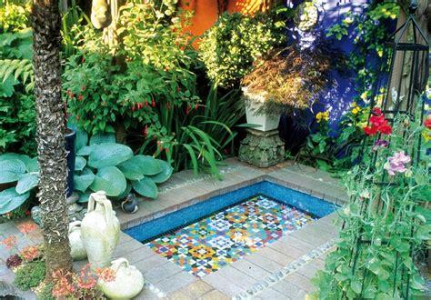 mediterranean garden designs