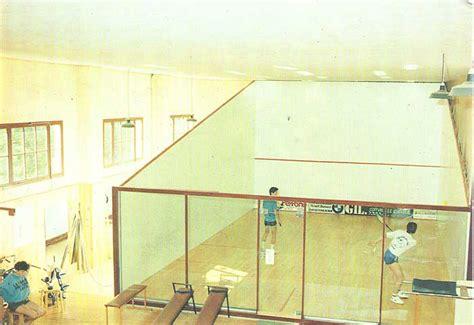 salle de squash squash