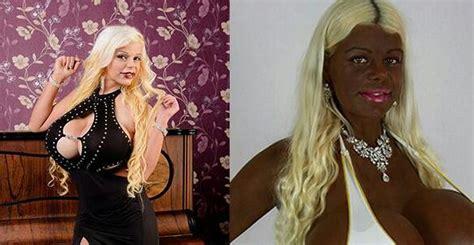 martina big dark martina big white model undergoes surgery to become a