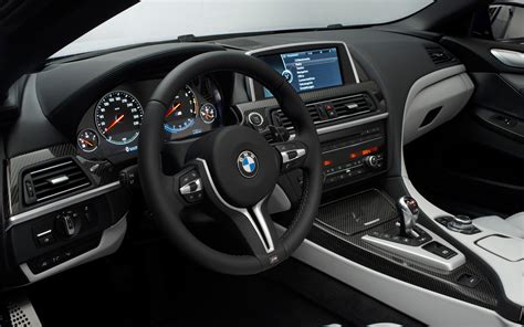 2012 Bmw M6 Convertible Interior Photo 2