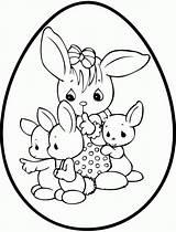 Easter Egg Coloring Wielkanocne Colorare Pasqua Blank Uovo Pascua Jajko Osterei Paasei Template Uova Disegni Kartki Huevo Printable Dibujos Kolorowanki sketch template