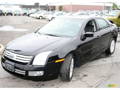 Black Ford Fusion by 2006 Black Ford Fusion Sel V6 14700566 Photo 6