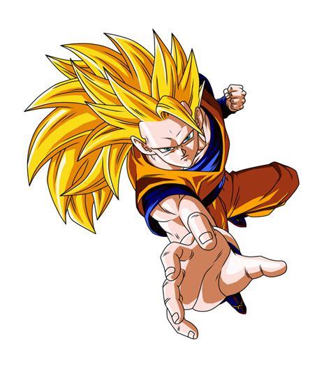 Imagem Goku Ssj3 By Dbzartist94 D53g4ii Wikia