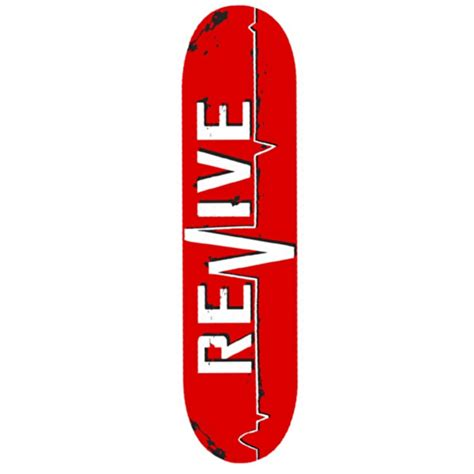 Revive Skateboard Decks Uk revive lifeline skateboard deck revive skateboards