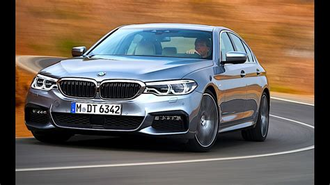 Bmw 5 Series 2017 Commercial Official World Premiere New