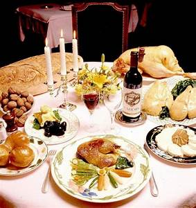 A Traditional French Christmas Dinner