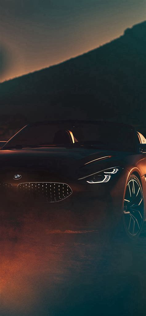 Wallpaper Iphone by Bmw Car Photo Illustration Iphone X Wallpaper