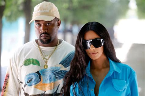 Kim Kardashian Takes Kanye West To Er For The Flu