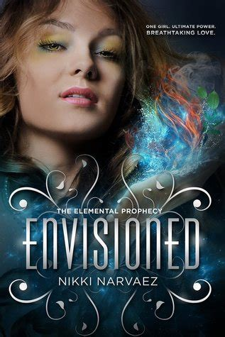 Andi's Young Adult Books: 'Envisioned (The Elemental ...
