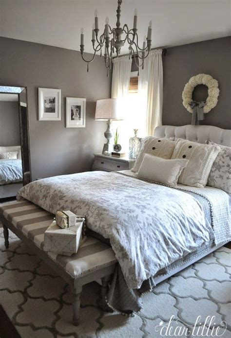 grey master bedroom dear lillie our gray guest bedroom with some simple 11753 | 0b5860c04f28436b20e9ab2156873a5a