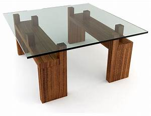 Knar 36quot x 36quot square coffee table modern coffee for 36 inch square coffee table