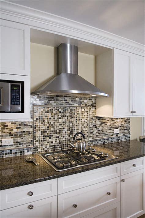 kitchen chimney hood backsplash detail contemporary