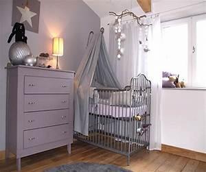 decoration chambre bebe pas cher With chambre bébé design avec fleur artificielle deco pas cher