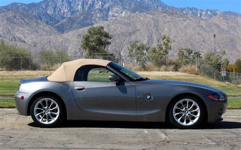 2003 Bmw Z4 For Sale by 2003 Bmw Z4 For Sale 2081693 Hemmings Motor News