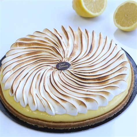 tarte au citron cuisine az recette tarte au citron meringuée