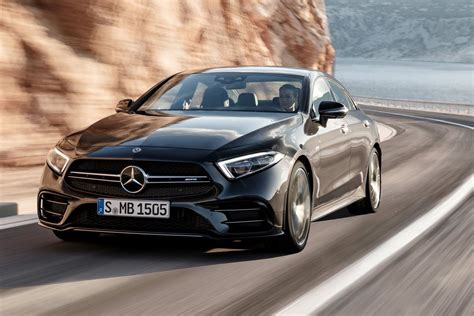 elektrisierend anders das neue mercedes cls  amg coupe