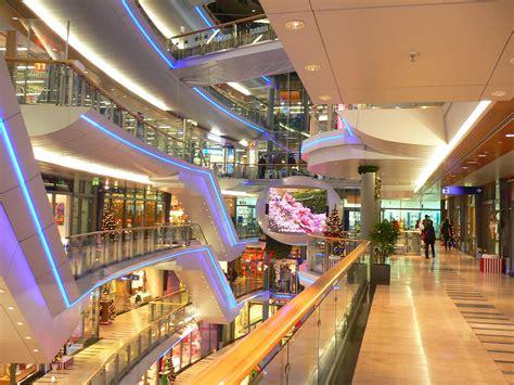 duesseldorf futuristic shopping architecture flickr