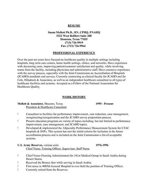 Sample Of Nursing Resumedoc | Best Bajimber
