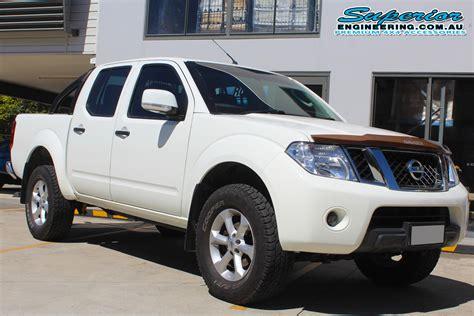 nissan navara  dual cab white  superior customer