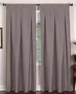 elrene window treatments imperial 26 quot x 84 quot panel