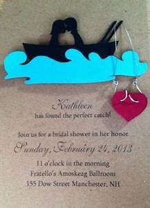 1000 images about bridal shower on pinterest bridal With fishing themed wedding shower