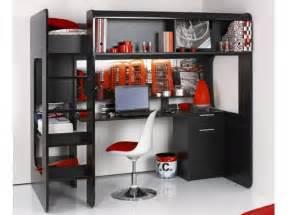 lit mezzanine bureau ado lit mezzanine bureau integre lit mezzanine