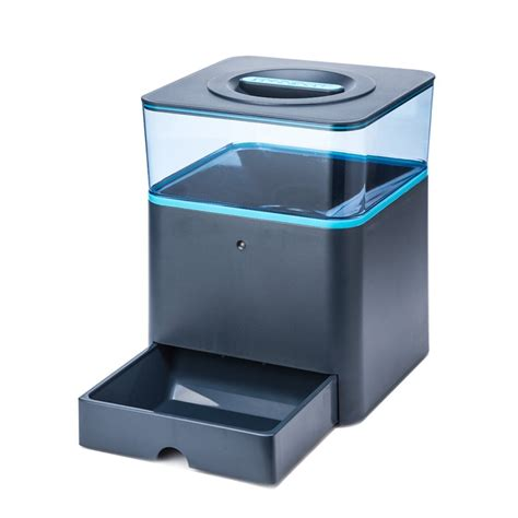 automatic pet feeder reviews babadio s automatic pet feeder review must read