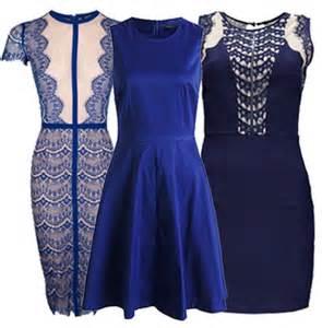 robe bleu roi mariage miss tagada