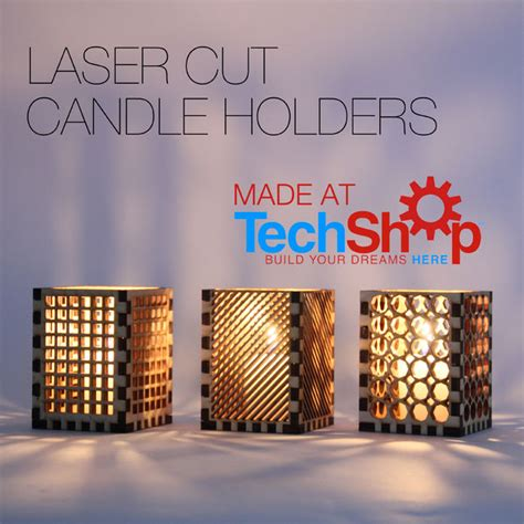 Laser Cut L File by Laser Cut Candle Holders 4 Steps With Pictures