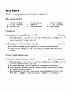 free resume templates hirepowersnet With education resume template word