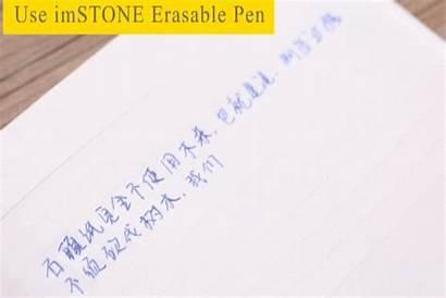 Stone Paper Erasable Behold Pen Magic