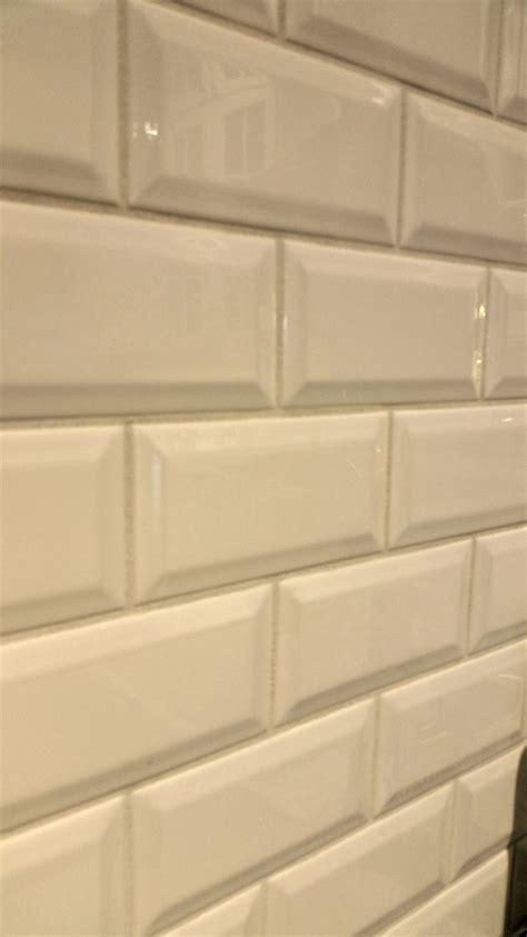 beveled subway tile kitchen it s jewelry for your kitchen beveled subway backsplash 4617