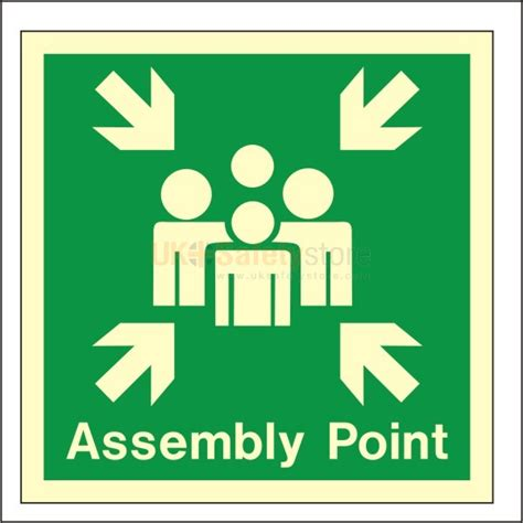 Glow In The Dark Assembly Point Sign  Fire Assembly Signs. Work Site Signs. Paraneoplastic Syndromes Signs. Wife Signs Of Stroke. Sensory Sensitivity Signs. Procalcitonin Signs. Rope Signs. Printable Handicap Signs. Bulb Signs Of Stroke