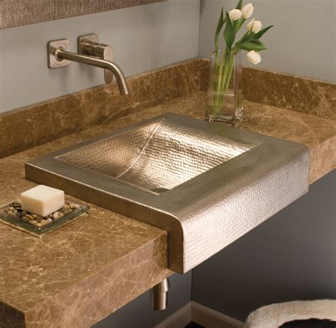 bathroom sinks undermount karenpressley