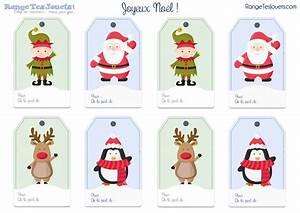 étiquettes De Noel à Imprimer : tiquettes pour petits paquets cadeaux printable ~ Melissatoandfro.com Idées de Décoration