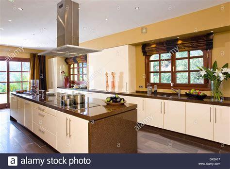 extractor fan for island in kitchen extractor fan island unit in modern kitchen in 9663