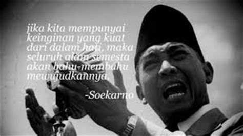 ir soekarno quote bahasa indonesia cerita