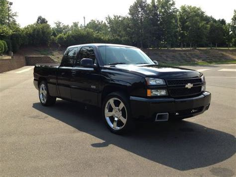 chevy 4 door truck for buy used 2006 chevrolet silverado 1500 ss extended cab