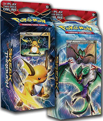 Pokemon Decks Amazoncom